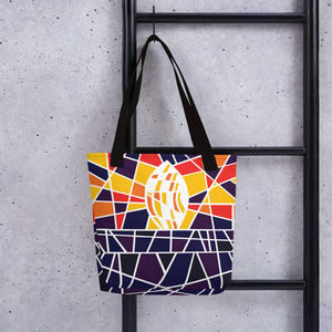 Candle in the Dark | Tote Bag