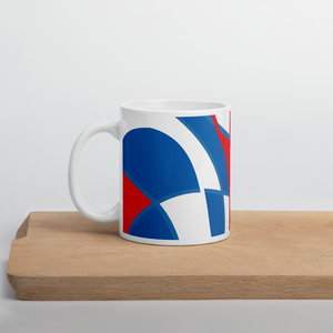 Red, White and Blue | Mug