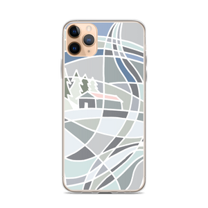Snowy Day | iPhone Case