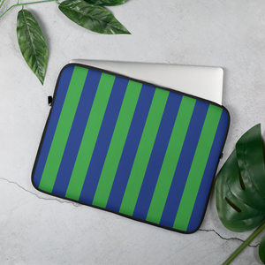 Green and Blue | Laptop Sleeve
