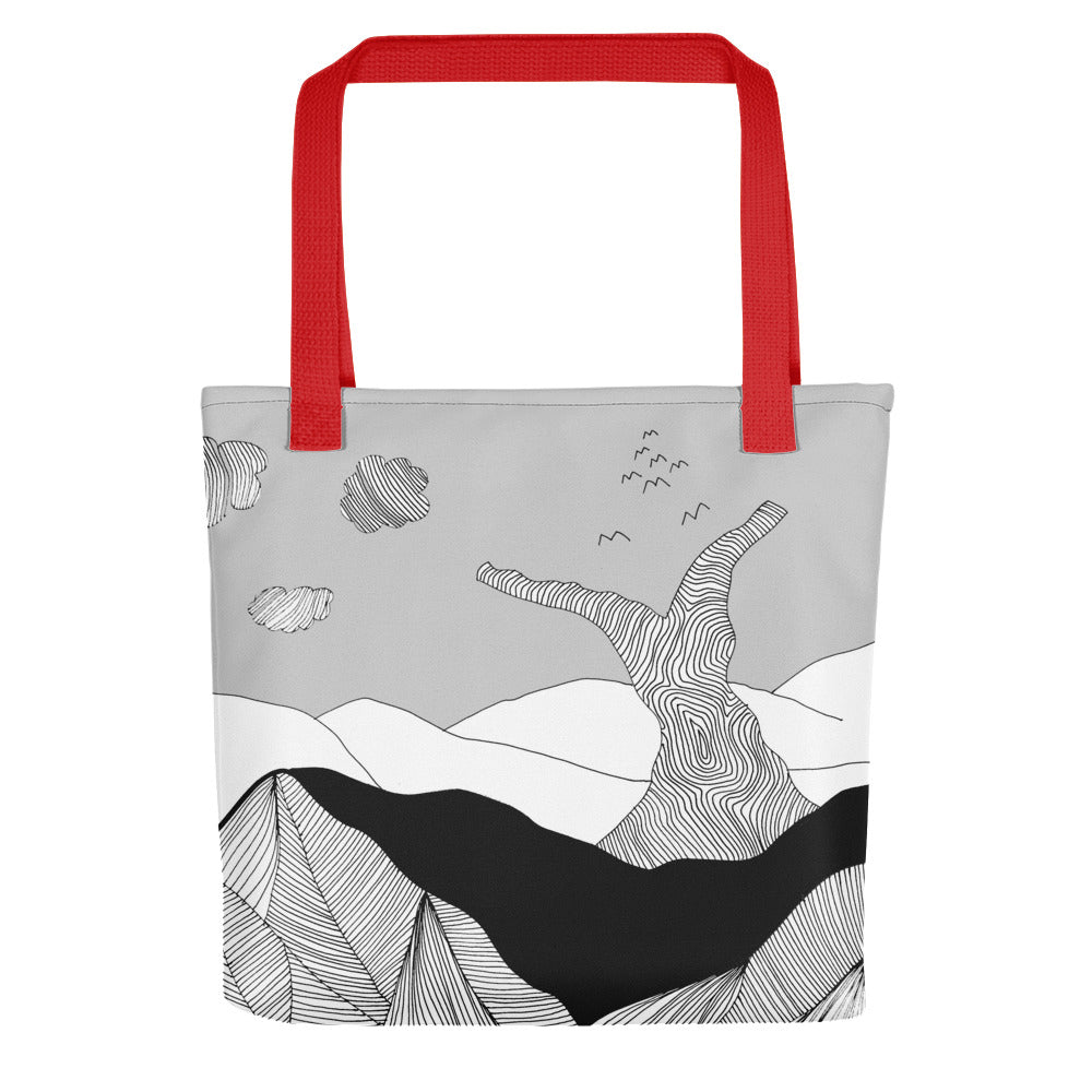 Black and White Day | Tote Bag