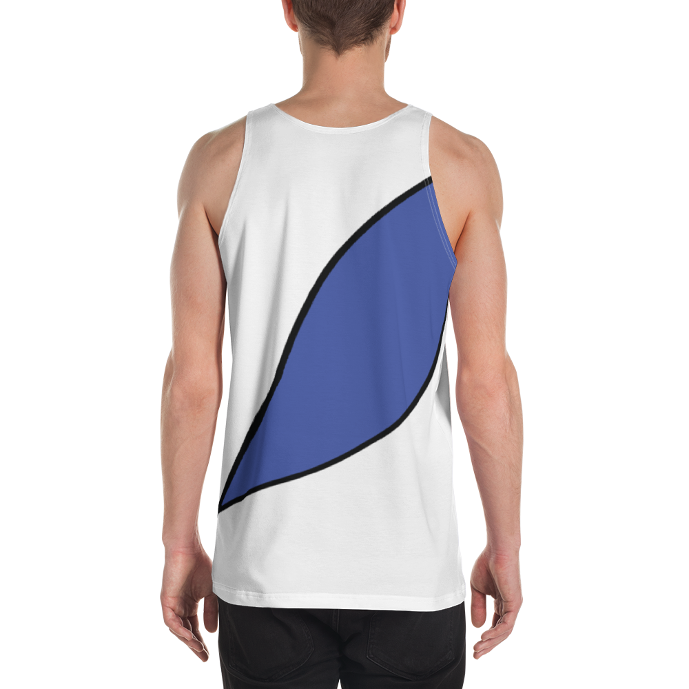 Suomi Single Stripe | Unisex Tank Top