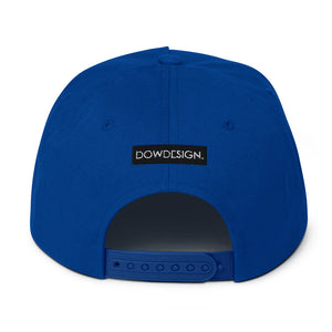 DOWDESIGN. | Flat Bill Cap