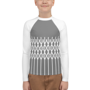 Winter Forest | Youth Rash Guard