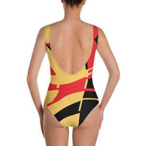Germany | One-Piece Swimsuit