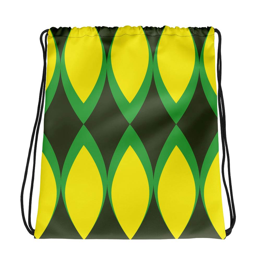 Fervidly Spring | Drawstring Bag