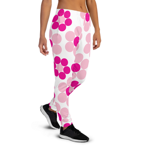 Happy Flowers Ornament | Women's Joggers