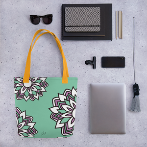Smiling Flowers | Tote Bag