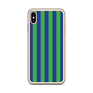 Green and Blue | iPhone Case