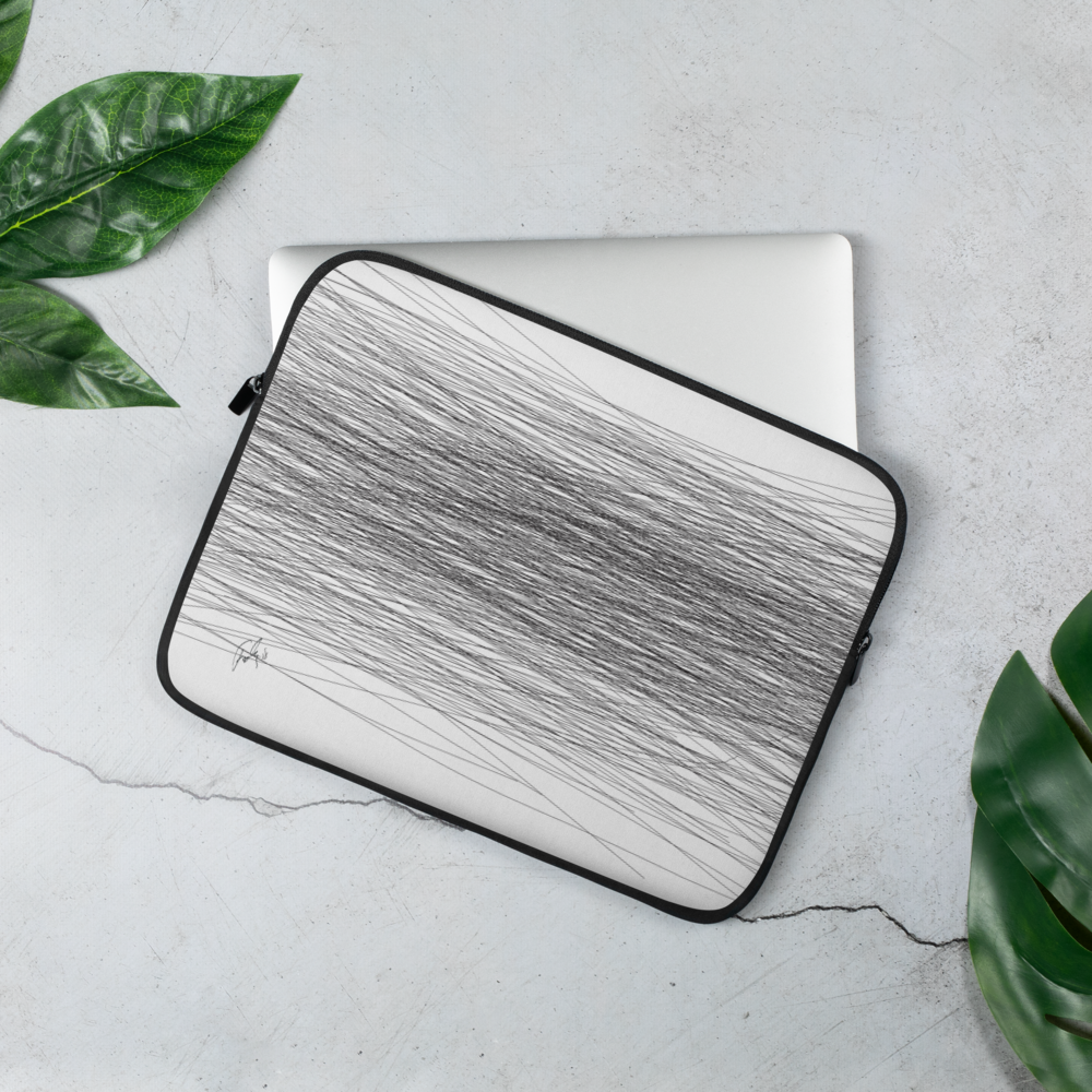 Black Wind | Laptop Sleeve