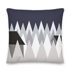 Winter Eve | Pillow