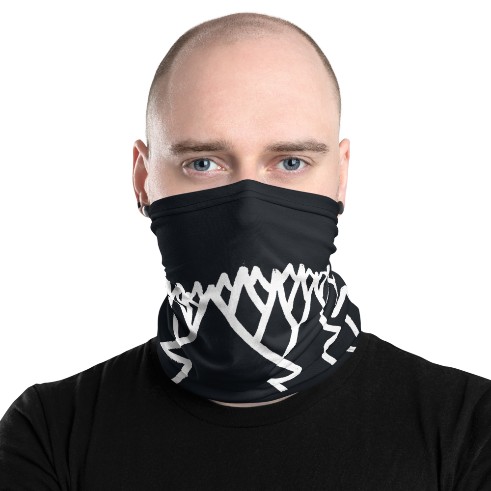 Dark Night | Neck Gaiter