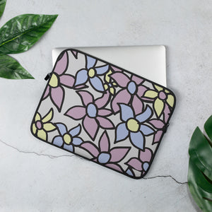 Flower Mix | Laptop Sleeve