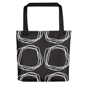 White Flowers | Tote Bag