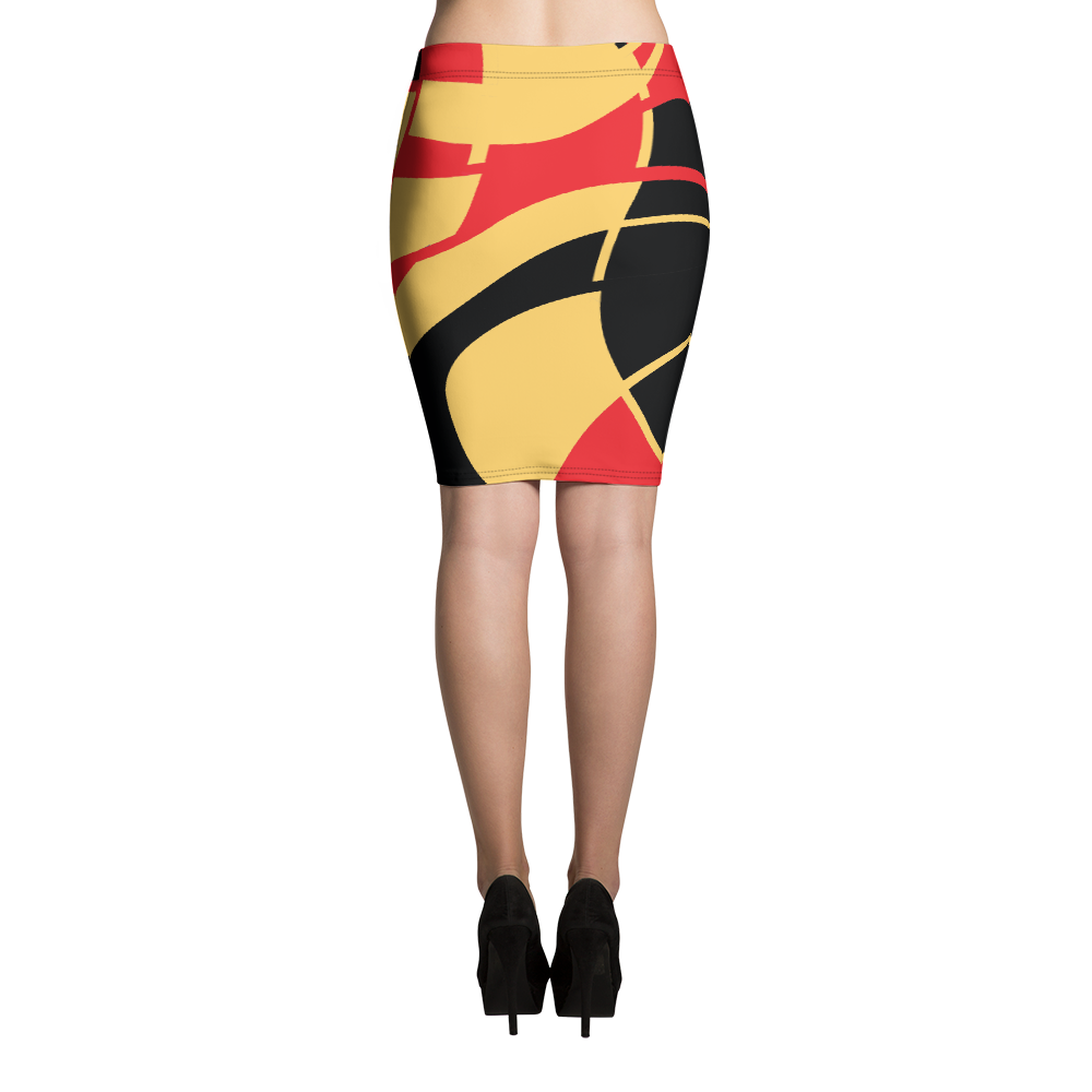 Germany | Pencil Skirt