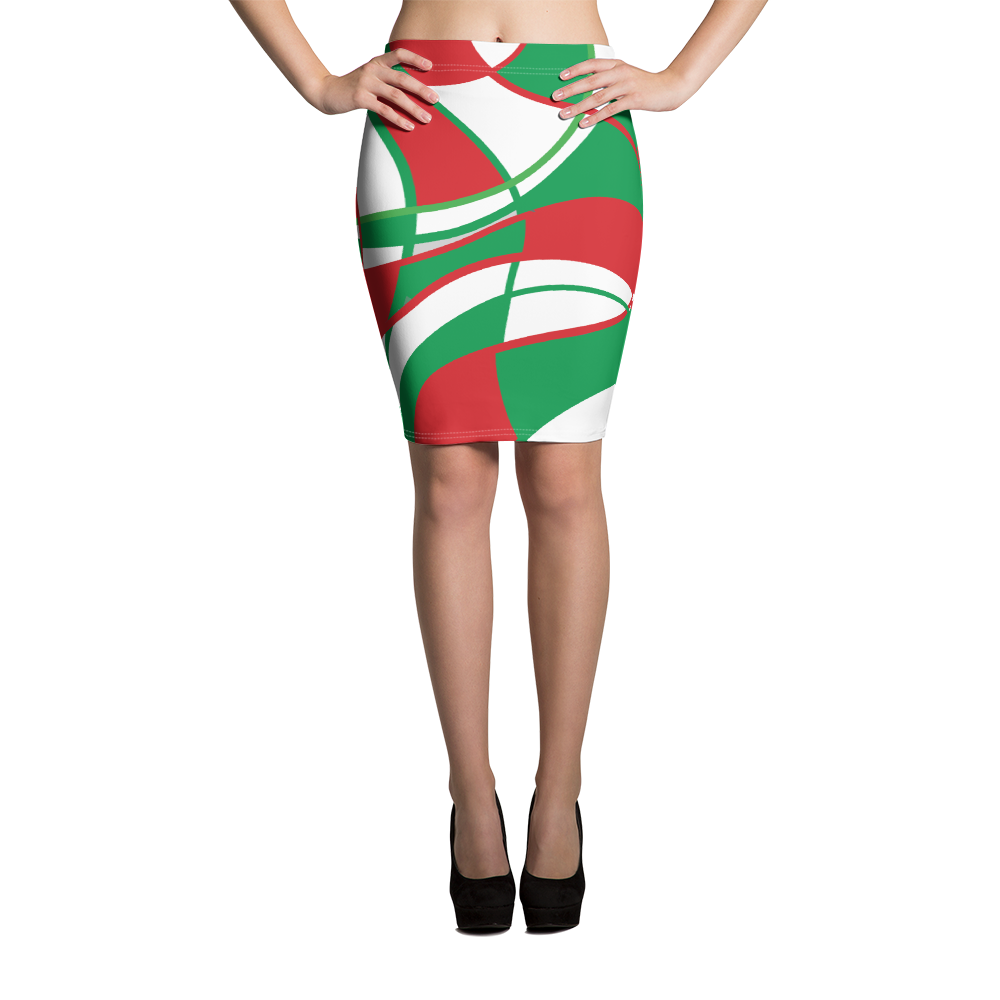 Italy | Pencil Skirt