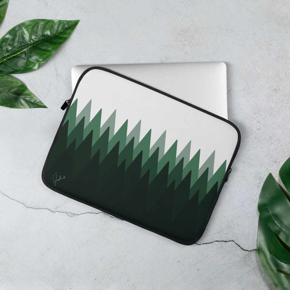 Finnish Forest | Laptop Sleeve