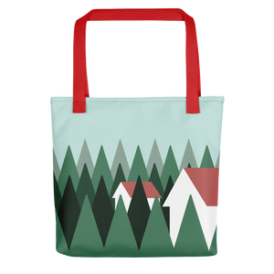 Green Summer | Tote Bag