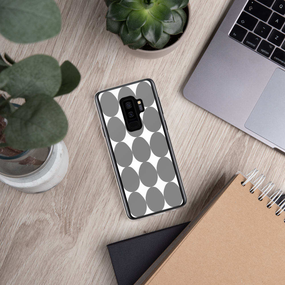 Easter Pattern Gray | Samsung Case
