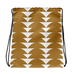Golden Ornament | Drawstring Bag