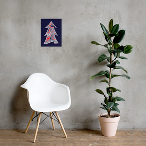 Ornament Christmas Tree | Poster