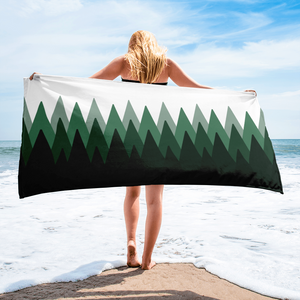 Finnish Forest | Towel