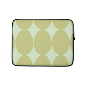 Easter Pattern Olive | Laptop Sleeve