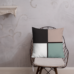 Pastel Square | Pillow