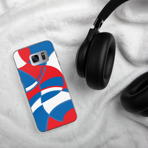 Red, White and Blue | Samsung Case