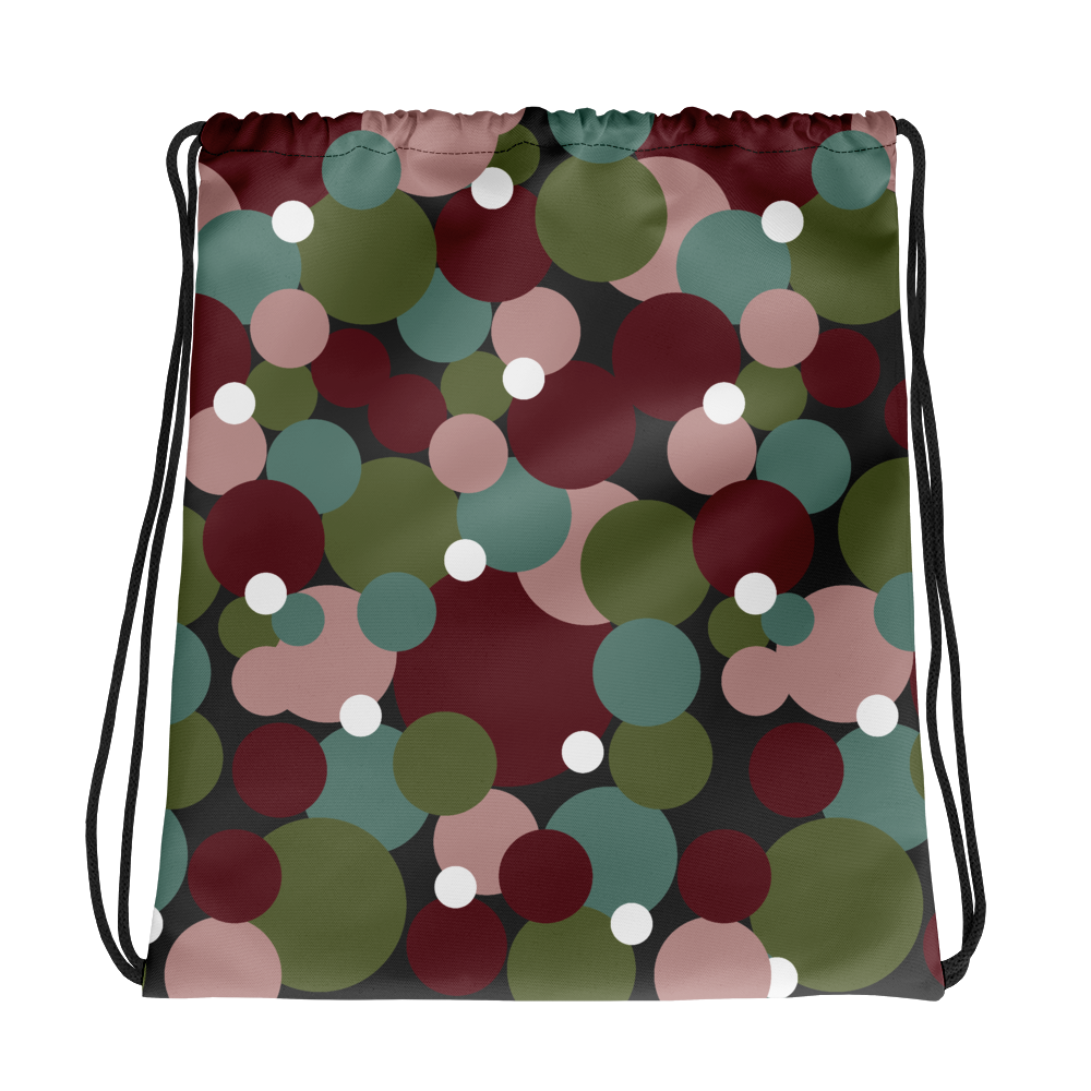 Autumn Joy | Drawstring Bag