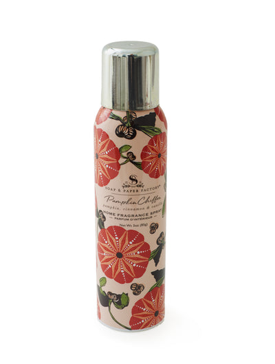 Pumpkin Chiffon Home Fragrance Spray