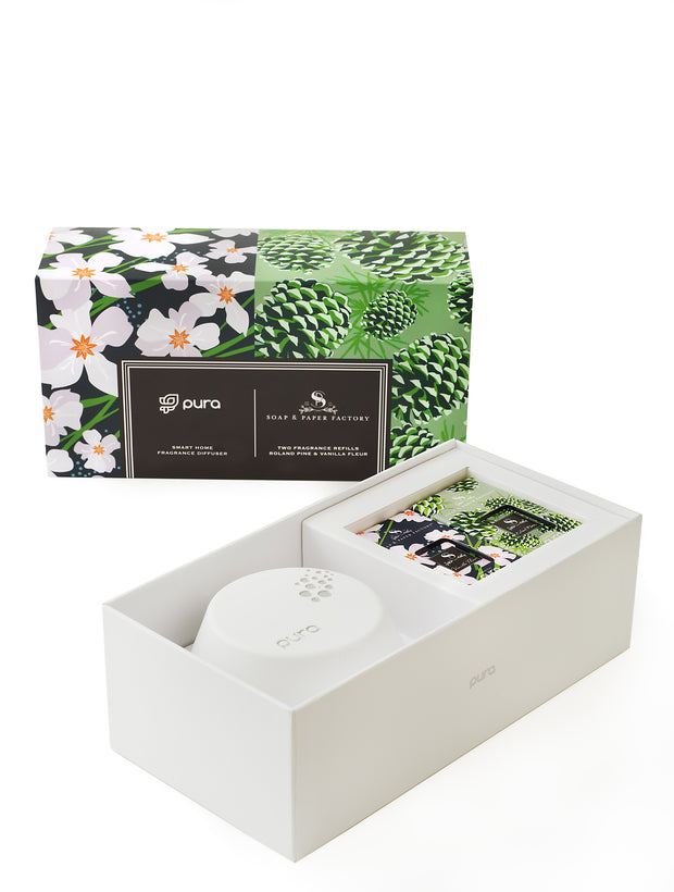 PURA Smart Home Fragrance Diffuser Set!
