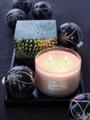 Roland Pine Three-Wick Soy Candle