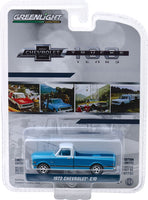Greenlight 1:64 Anniversary Collection Series 7 - 1972 Chevrolet C-10 100th Anniversary of Chevy Trucks