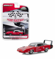 Greenlight 1:64 1969 Dodge Charger Daytona - Perry Raceway Pace Car (Hobby Exclusive)