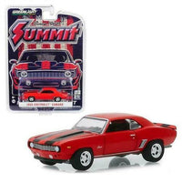 Greenlight 1:64 1969 Chevrolet Camaro - Since 1968 Summit Racing Equipment - Home of Performance (Hobby Exclusive)