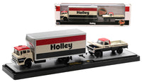 M2 Machines 1:64 - 1966 Ford C-950 Truck & 1972 Ford F-250 4x4 (Holley)