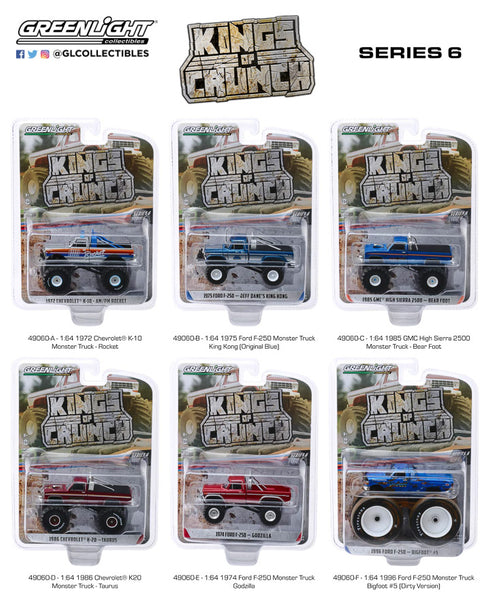 1:64 Kings of Crunch Series 6