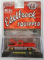 M2 MIJO Exclusive 1979 Chevy Silverado Edelbrock Equipped CHASE