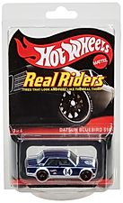 Hot Wheels RLC Series 14 Real Riders Datsun Bluebird 510