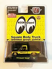 M2 MIJO Exclusive 1979 Chevy Silverado Mooneye Moon Equiped CHASE