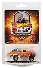 HOT WHEELS 17TH ANNUAL COLLECTORS NATIONALS TEXAS DRIVE 'EM