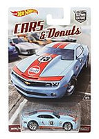 HOT WHEELS CAR CULTURE COPO GULF CAMARO RLC Exclusive CARS AND DONUTS