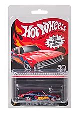 HOT WHEELS 2018 COLLECTOR EDITION '69 CHEVELLE SS 396