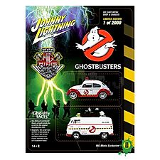 Johnny Lightning Exclusive Ghostbuster 2 Pack