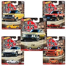 Hot Wheels Car Culture Japan Historics 3 Case of FPY86-956P