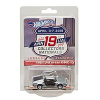 Hot Wheels 2019 Collectors Convention Nationals Dinner 1981 Delorean DMC-12