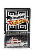 2016 Hot Wheels 8th MEXICO Convention ECTO-1