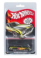 HOT WHEELS 76 FORD GRAN TORINO 2017 COLLECTOR EDITION VEHICLE