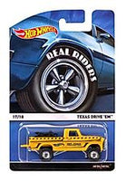 Hot Wheels Texas Drive 'Em Heritage Real Riders